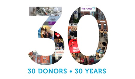 30 Donor Stories