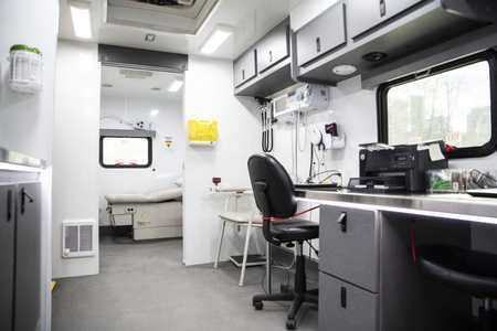 Mobile Health Bus